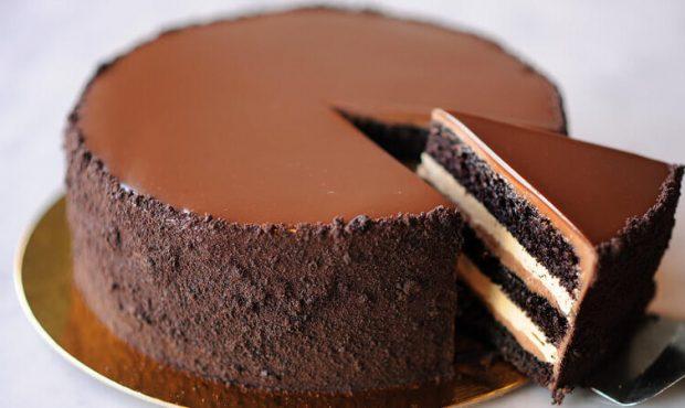 طرز تهیه سس کیک شکلاتی